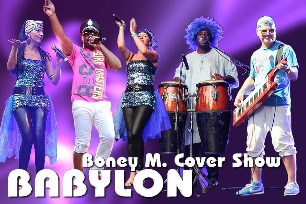 BABYLON - BONY M
